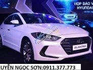 Bán xe Hyundai Elantra mới 2018, màu trắng, góp 90%xe, 549 triệu,LH Ngọc Sơn: 0911.377.773 giá 549 triệu tại Đà Nẵng