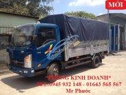 Xe tải Veam VT150 1.5 tấn thùng mui kín, xe tải VEAM VT150 1T5 động cơ Hyundai giá 360 triệu tại Tp.HCM