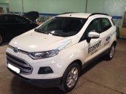Bán xe cũ Ford EcoSport Trend đời 2015, màu trắng như mới giá 528 triệu tại Tp.HCM