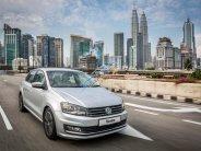 Bán Volkswagen Vento GP đời 2015, màu bạc, nhập khẩu chính hãng giá 695 triệu tại Bình Dương