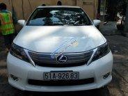 Cần bán xe Lexus HS250 H đời 2010, màu trắng, nhập khẩu chính hãng giá 1 tỷ 450 tr tại Tp.HCM