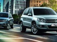 Cần bán Volkswagen Tiguan DA sản xuất 2016, màu trắng giá 1 tỷ 499 tr tại Bình Dương