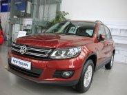 Bán ô tô Volkswagen Tiguan DA đời 2016, màu đỏ giá 1 tỷ 499 tr tại An Giang