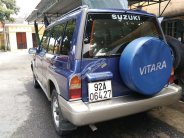 Cần bán xe Suzuki Vitara đời 2003, màu xanh lam giá 210 triệu tại Quảng Nam