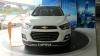 Bán ô tô Chevrolet Captiva REVV đời 2016, màu trắng giá 879 triệu tại Thái Bình