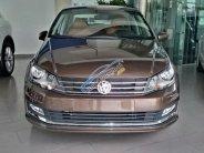 Bán Volkswagen Vento GP đời 2015, màu nâu, xe nhập, giá 695tr giá 695 triệu tại Cần Thơ