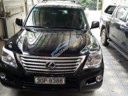 Cần bán lại xe Lexus LX5700 sản xuất 2008, màu đen, nhập khẩu xe gia đình giá 2 tỷ 800 tr tại Phú Thọ