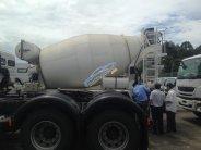 Bán xe bồn trộn Fuso nhập khẩu thể tích bồn 5 khối tải trọng 17 tấn giá 1 tỷ 760 tr tại Bình Dương