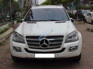 Bán ô tô Mercedes GL550 đời 2008, màu trắng, nhập khẩu giá 1 tỷ 595 tr tại Hà Nội