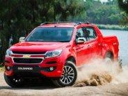 Bán Chevrolet Colorado 2.8 LTZ AT đời 2016, màu đỏ, nhập khẩu giá cạnh tranh giá 809 triệu tại Hà Nội