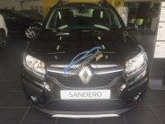Cần bán xe Renault Sandero Stepway đời 2016, màu đen, xe nhập, 669tr giá 669 triệu tại Hà Nội