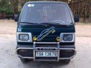 Bán ô tô Suzuki Carry 7 chỗ năm 2004, màu xanh lục giá 130 triệu tại Phú Thọ
