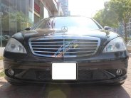 Bán xe Mercedes S550 đời 2007, màu đen, nhập khẩu chính hãng giá 1 tỷ 500 tr tại Hà Nội
