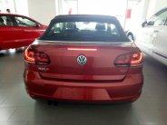 Bán xe mới Volkswagen mui xếp SX 2012 màu đỏ giá 1 tỷ 150 tr tại Tp.HCM
