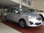 Bán Mitsubishi Attrage CVT, màu bạc, nhập Thái, hỗ trợ trả góp, KM tốt, giao xe ngay, 451tr - LH 0911.373.343 giá 451 triệu tại Quảng Bình