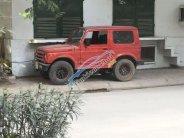 Bán ô tô Suzuki Samirai SJ70 đời 1994, màu đỏ, nhập khẩu   giá 80 triệu tại Hà Nội