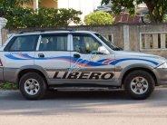 Bán xe Ssangyong Musso Libero đời 2004, màu bạc, nhập khẩu chính hãng giá 240 triệu tại Quảng Trị