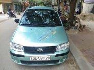 Bán xe Hyundai Matrix 1.6AT đời 2006, màu xanh lam, nhập khẩu chính hãng chính chủ giá 315 triệu tại Hà Nội