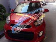 Bán xe Kia Morning EXMT 2018, màu đỏ sẵn xe giảm ngay tiền mặt cho khách hàng 2018 giá 299 triệu tại Hà Nội