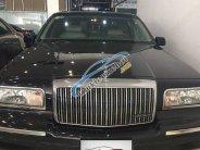 Tứ Quý Auto bán Lincoln Town car 4.6AT đời 1996, màu đen, nhập khẩu giá 450 triệu tại Hà Nội