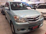 Bán xe Toyota Avanza 1.5 số tự động sản xuất 2009 màu xanh giá 380 triệu tại Tp.HCM