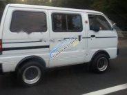 Bán Suzuki Super Carry Van đời 2001, màu trắng xe gia đình giá 95 triệu tại Gia Lai