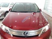 Bán ô tô Lexus HS250 H đời 2009, màu đỏ, nhập khẩu giá 1 tỷ 200 tr tại Tp.HCM