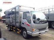 Mua bán xe tải Jac 2.4 tấn, Hải Phòng máy Isuzu thùng bạt, thùng kín giá rẻ giá 300 triệu tại Hải Phòng