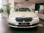 BMW 7 Series 730Li 2017, màu trắng. BMW Đà Nẵng bán xe BMW 730Li nhập khẩu chính hãng, giá rẻ nhất tại Vinh giá 4 tỷ 98 tr tại Nghệ An