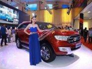 Bán ô tô Ford Everest 2.2L 4x2 Titanium AT đời 2017, màu đỏ, nhập khẩu Thái, hỗ trợ trả góp lên đến 80% giá 1 tỷ 160 tr tại Hà Nội