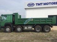 Xe Ben Howo 15.7 tấn TMT Đà Nẵng. Giá xe ben Howo15.7 tấn tại Đà Nẵng, đại lý xe tải Đà Nẵng giá 1 tỷ 220 tr tại Đà Nẵng