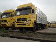 Bán xe tải thùng 4 chân Dongfeng tải trọng 17,9 tấn 2016, 2017 giá 1 tỷ 250 tr tại Hà Nội