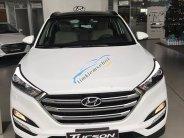 Bán Hyundai Tucson đời 2018, màu trắng, CKD giá 760 triệu tại Gia Lai