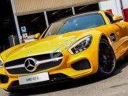 Bán Mercedes AMG GTS đời 2017, màu vàng, xe nhập giá 9 tỷ 149 tr tại Quảng Ngãi