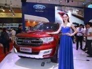 Bán Ford Everest titanium năm 2017, nhập khẩu nguyên chiếc giá 1 tỷ 220 tr tại Hà Nội