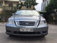 Cần bán gấp Honda Odessey đời 2008, màu xám, nhập khẩu, giá chỉ 615 triệu giá 615 triệu tại Hà Nội