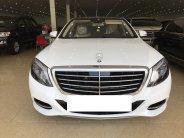 Bán Mercedes S500 màu trắng, nội thất kem sản xuất và đăng ký 2016 giá 5 tỷ 190 tr tại Hà Nội