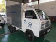 Bán xe tải nhẹ Suzuki 630kg thùng kín, trả trước 75tr lấy xe ngay giá 275 triệu tại Tiền Giang