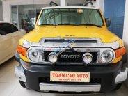 Bán xe Toyota Fj cruiser 4.0AT đời 2007, màu vàng, nhập khẩu, giá tốt giá 950 triệu tại Hà Nội