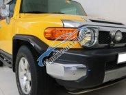 Cần bán xe Toyota FJ Cruiser, Sx 2007, màu vàng, nội thất đen, ghế bọc nỉ giá 950 triệu tại Hà Nội