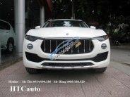 Bán Maserati Levante đời 2017, màu trắng, nhập khẩu giá 5 tỷ 700 tr tại Hà Nội
