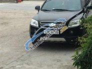 Bán Chevrolet Captiva đời 2008, màu đen số sàn, giá chỉ 350 triệu giá 350 triệu tại Thái Bình
