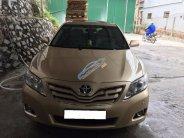 Cần bán xe Toyota Camry LE 2010, màu vàng, nhập khẩu giá 930 triệu tại Quảng Ninh