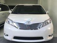 Bán Toyota Sienna Limited 3.5 AT FWD đời 2014, màu trắng, nhập khẩu nguyên chiếc giá 2 tỷ 900 tr tại Tp.HCM