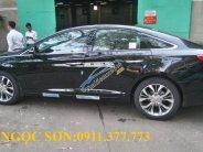 Bán Hyundai Sonata mới đời 2017, màu đen - LH Ngọc Sơn: 0911377773 giá 1 tỷ 19 tr tại Đà Nẵng