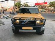 Bán Toyota Fj cruiser đời 2007, màu vàng, nhập khẩu nguyên chiếc giá 848 triệu tại Tp.HCM