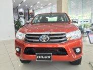 Toyota Hilux 2.4E 2018 xe nhập giao ngay, hỗ trợ trả góp lên tới 90%, hotline: 097.141.3456 giá 631 triệu tại Hà Nội