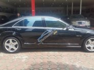 Bán xe Mercedes S550 đời 2007, màu đen, xe nhập chính chủ giá 1 tỷ 300 tr tại Hà Nội