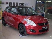 Bán xe Suzuki Swift đời 2017 khuyến mại 80 tr, màu đỏ giá 569 triệu tại Quảng Ninh