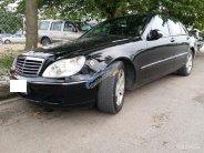 Bán xe Mercedes-Benz S năm 2002 màu Đen, giá chỉ 395 Triệu nhập khẩu nguyên chiếc giá 395 triệu tại Hải Dương